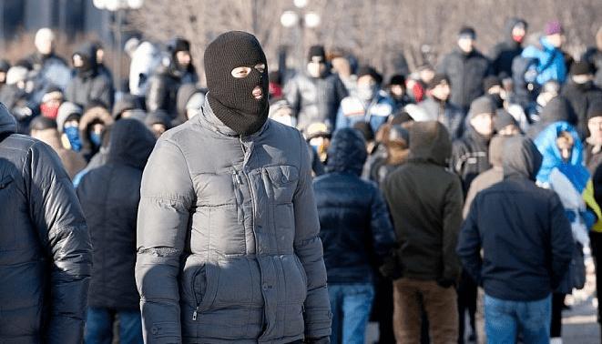 В Бердянске анонсируют массовые митинги
