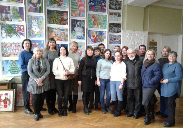 В Запоріжжі пройшов відбірковий етап Всеукраїнського конкурсу учнівської творчості