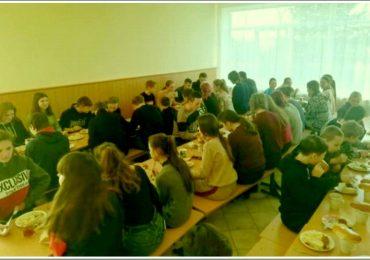 В Кирилловской громаде все школьники получают бесплатные обеды за счет бюджета
