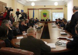 В Запорожье разбирались с ситуацией на «Кремнийполимере»