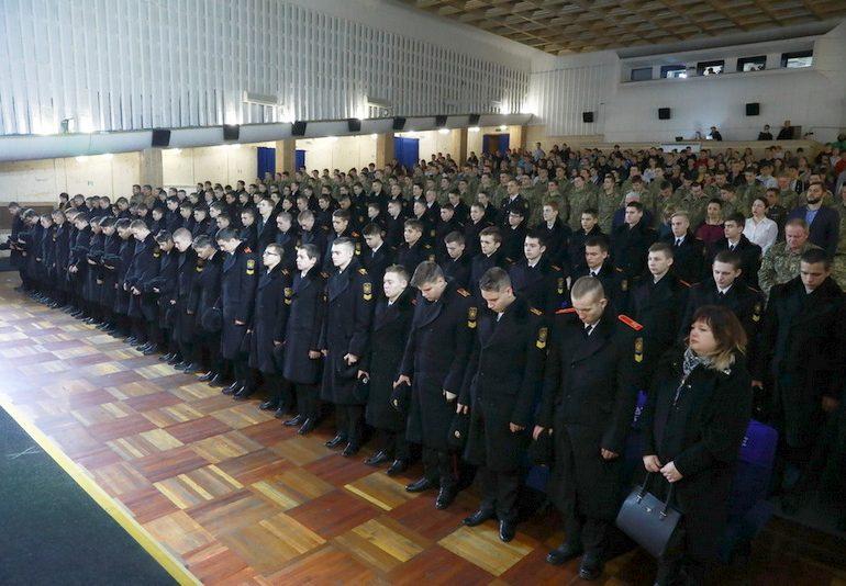 В Запорожье почтили память героев Крут