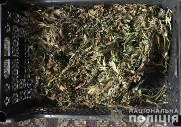 На Запоріжжі поліцейські вилучили наркотики на суму 40 000 тисяч гривень