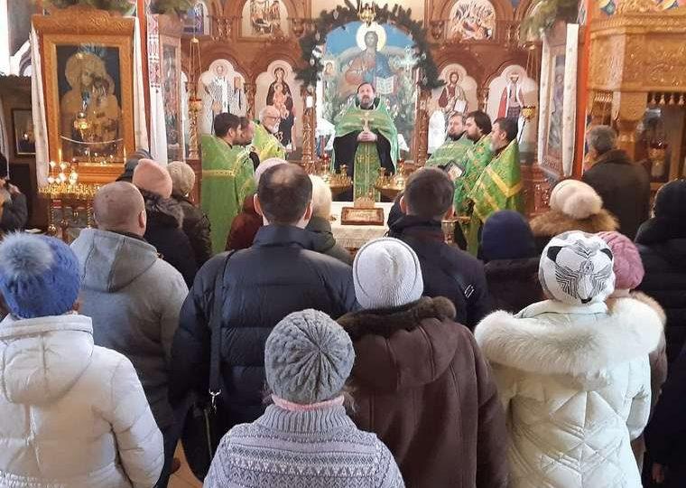 В Мелитополе молись о мире в Украине