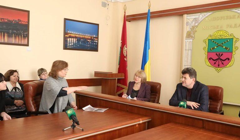 В Запорожье мэр провел личный прием граждан