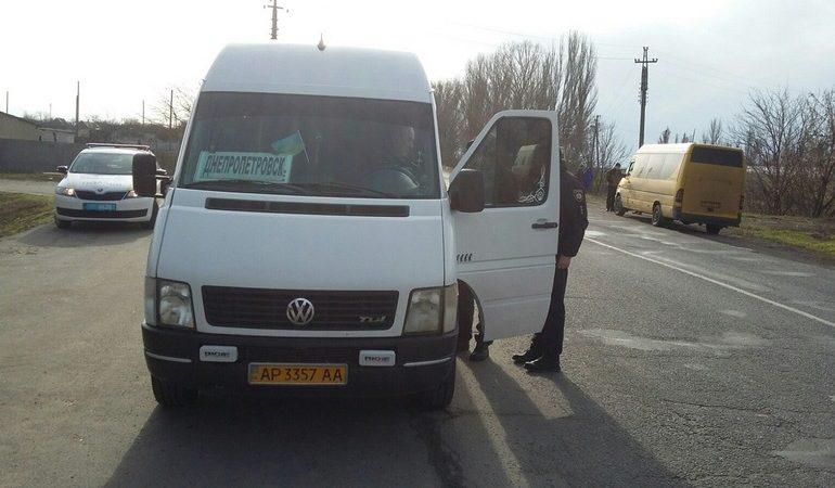 В Васильевке провели мониторинг пассажирских перевозок
