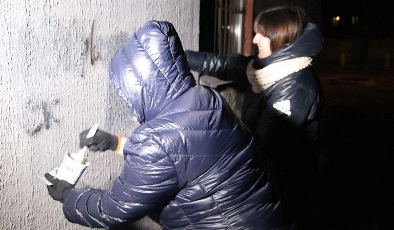 В Запорожье прошла акция против употребления наркотиков