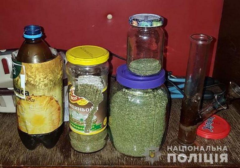 У Бердянську поліцейські вилучили наркотичний засіб на суму близько 40 тисяч гривень