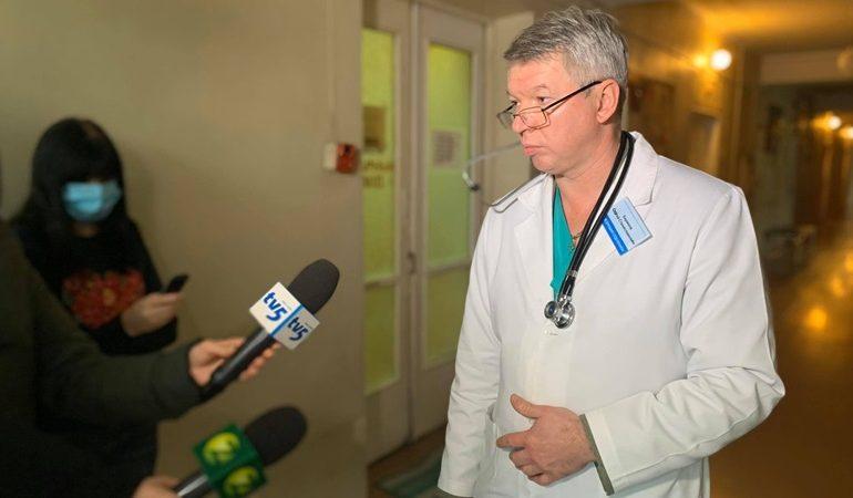В Запорожье врачи рассказали о ситуации с заболеваемостью ОРВИ