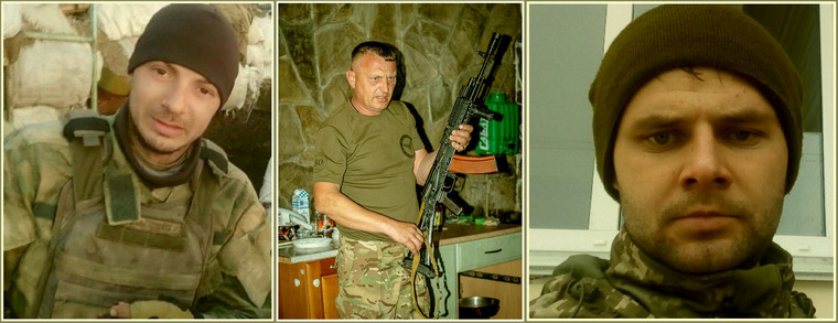 Запорожцы, погибшие на Донбассе в 2019 году