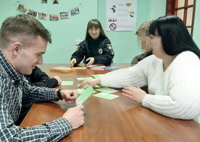 Запорізькі ювенальні поліцейські провели профілактичний захід «Мій вибір – життя без наркотиків»