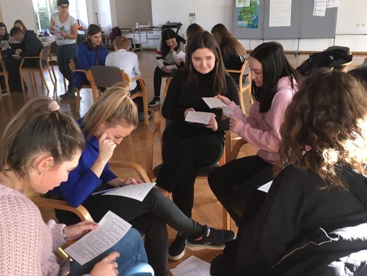 Школьники из Мелитополя разрушали стереотипы в Польше