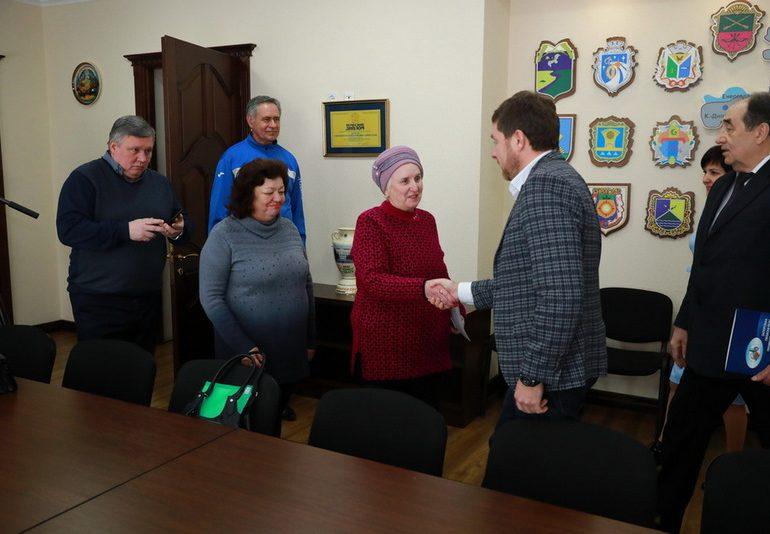 Запорожский губернатор встретился с представителями профсоюзов