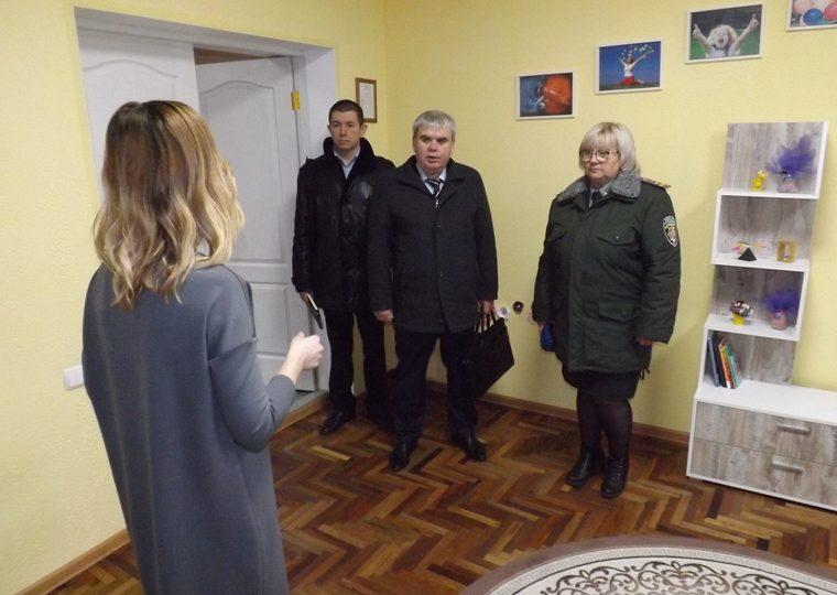 Прокурор області з робочим візитом відвідав Мелітопольську виправну установу виконання покарань