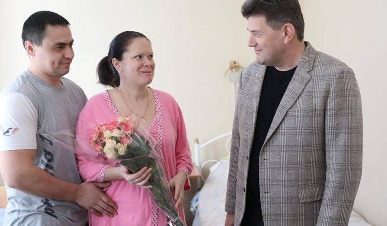 В 2020 году первым в Запорожье родился мальчик
