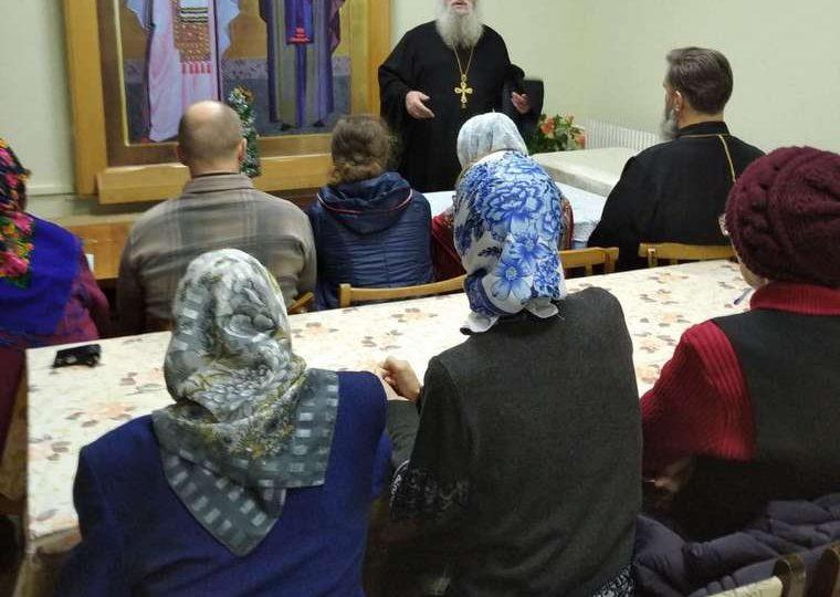 В Энергодре открылась воскресная школа для взрослых