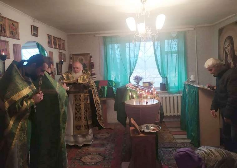 В Мелитополе отслужили службу в день памяти Ильи Муромца