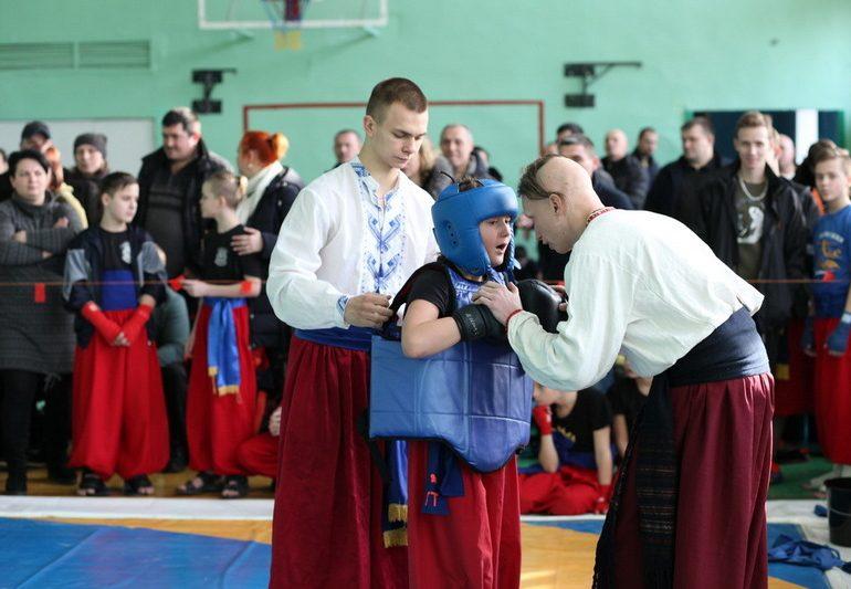 У Запоріжжі відбувся відкритий чемпіонат міста з українського рукопашу «Спас»