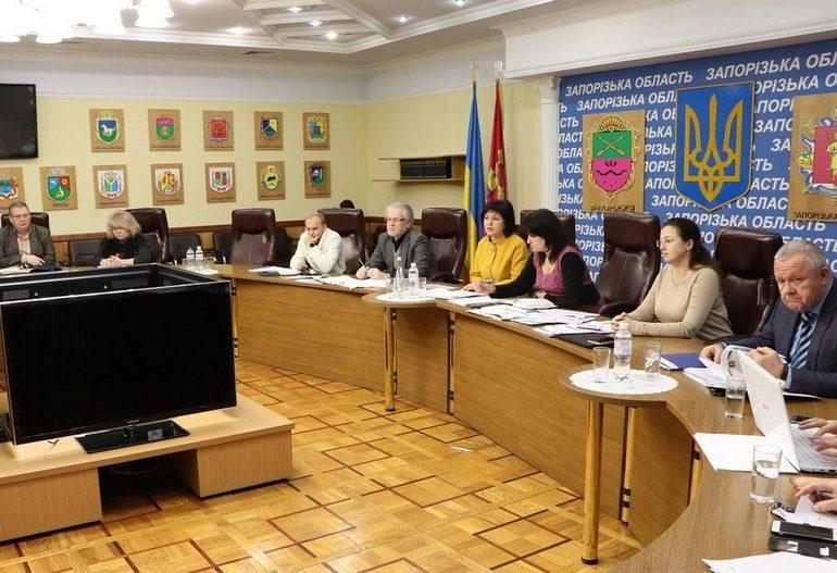 У Мінрегіоні обговорили майбутні конфігурації громад Запорізької області