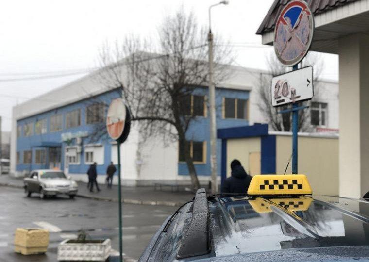 В Бердянске будут бороться с таксистами-нелегалами