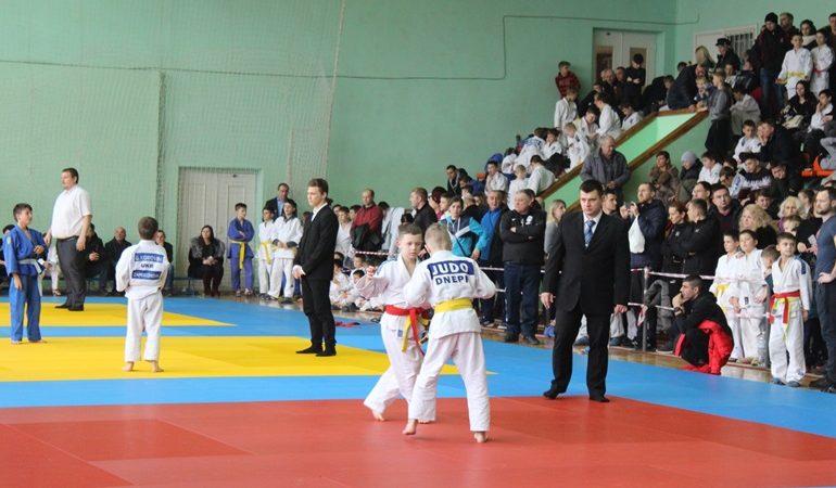 В Запорожье состоялся всеукраинский турнир по дзюдо памяти Николая Данилова