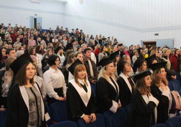 В Мелитополе получили дипломы выпускники педагогического университета