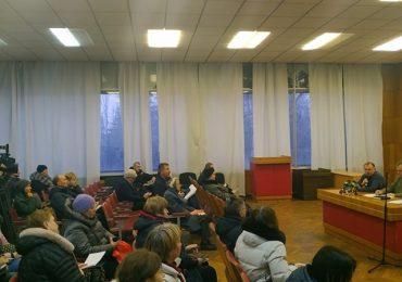 В Запорожье председателям ОСМД рассказали об изменениях в тарифах