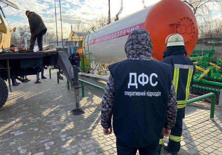 На Запоріжжі припинено діяльність нелегальної газової заправки
