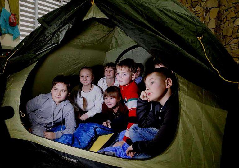 «Центр туризму» заохочує молодь вивчати історію рідного краю (відео)