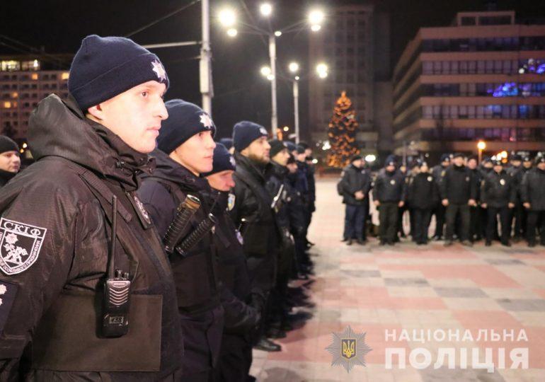 В Запорожье на Новый год полицейские поймали 27 пьяных водителей