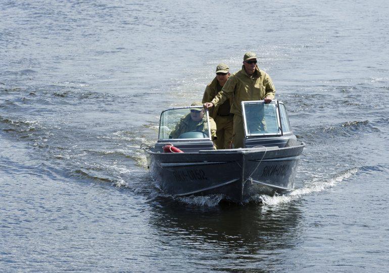 Азовський рибоохоронний патруль запобіг винищенню червонокнижної риби