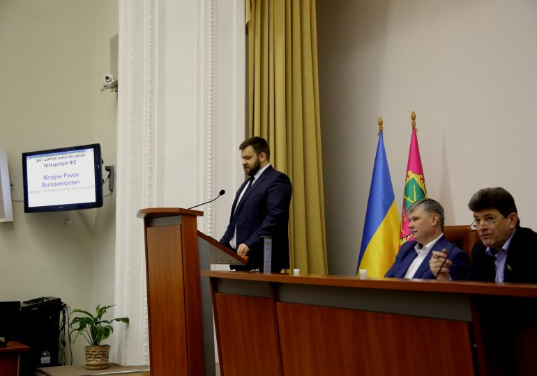47-а сесія Запорізької міської ради (фото)