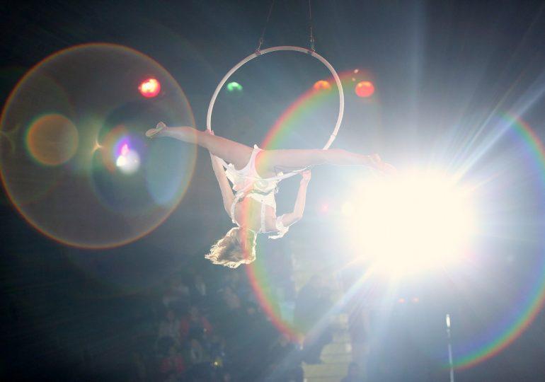 """В Запорожском цирке удивительная премьерная программа """"Форсаж талантов"""" (видео )"""