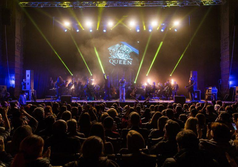 Концерт «Queen Forever» Hardy Orchestrа в Запоріжжі