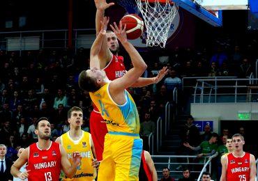 Отбор на Евробаскет-2021: Украина уступила Венгрии 60:62 (фото, видео)