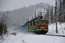 На залізниці все спокійно. Потяги йдуть за графіком