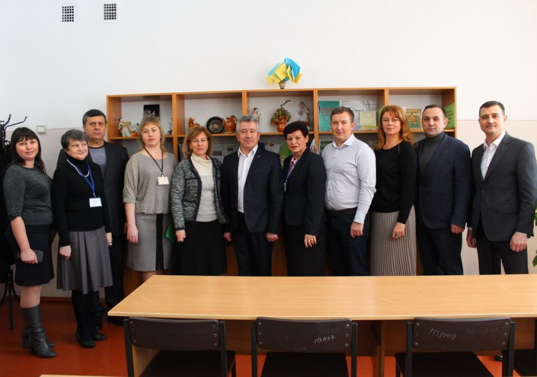Заступник міністра освіти відвідує профтехзаклади Запорізької області