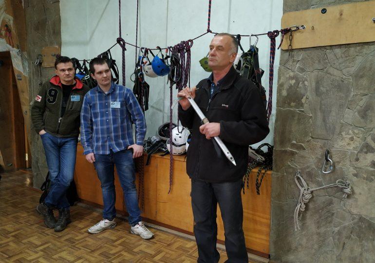 Гірський туризм зібрав у Запоріжжі інструкторів з усієї України