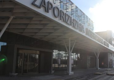Запорожский аэропорт проверили на готовность к выявлению коронавируса
