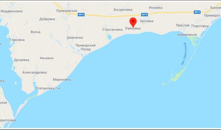 Рыбаков из Запорожской области в Азовском море задержали московские фээсбэшники