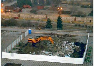 Что можно увидеть на площади Запорожской (фото)