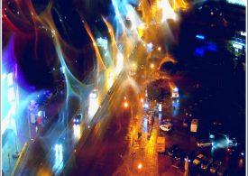 Запорожье – город огней (фото)