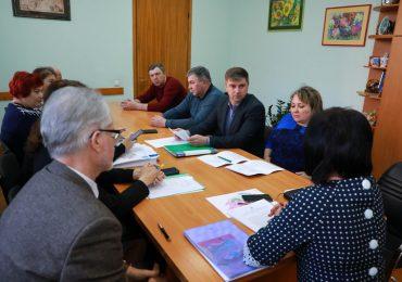 В облдержадміністрації тривають консультативні  зустрічі з питань формування громад