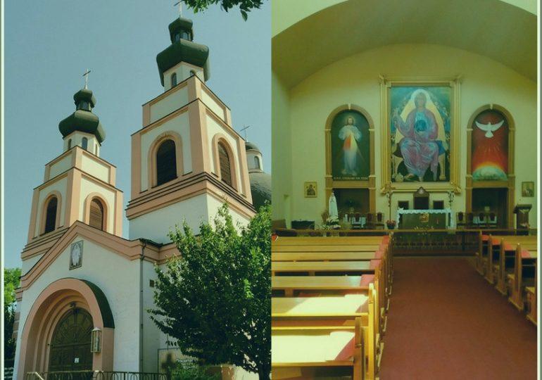 В запорожском храме можно поклониться мощам святого Валентина
