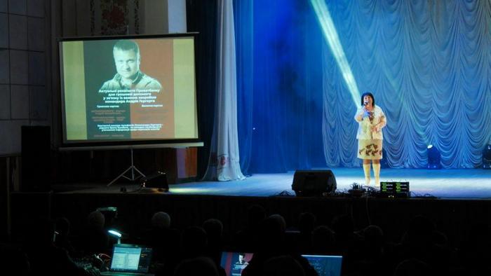 В Бердянске состоялся благотворительный концерт-ярмарка