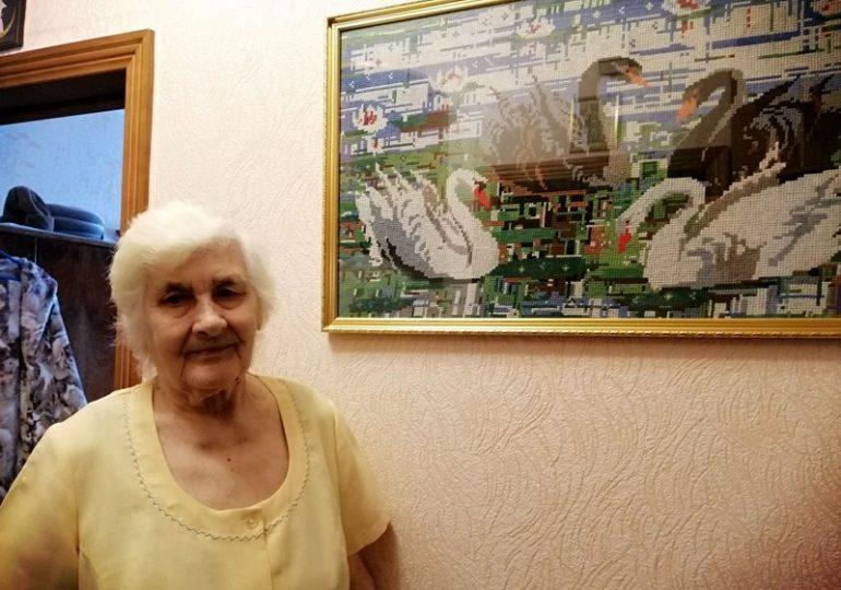 Жительнице Энергодара исполнилось 90 лет