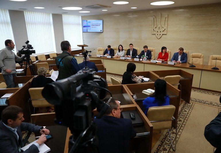 Запорізькій громаді представили об'єкти реконструкції та будівництва-2020