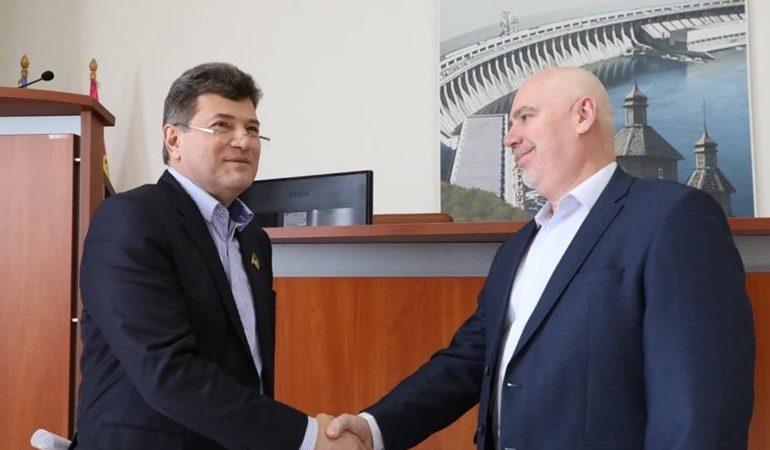 В Запорожье - новые директор департамента образования и науки