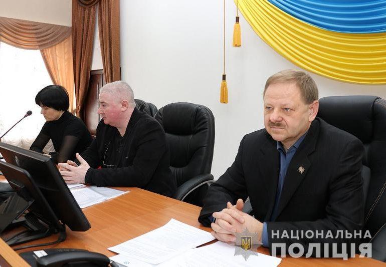 У Запорізькій області підвели підсумки роботи профспілки поліції