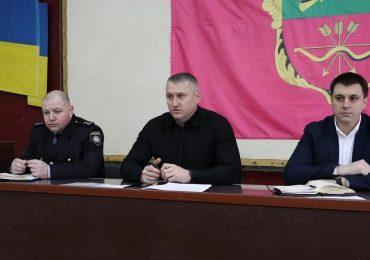 У Запоріжжі представили нового керівника Вознесенівського відділення поліції
