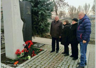 Запорожцы почтили память народного мэра Александра Поляка